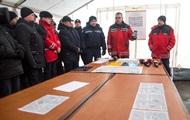 Киевлян предупредили об учениях спасателей