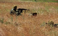 Удень на Донбасі стріляли із забороненої зброї