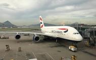 Самолет British Airways экстренно сел в Берлине