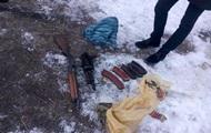 У пенсіонера в Чернігівській області знайшли арсенал зброї