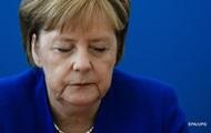 В немецком Хемнице прошла демонстрация за отставку Меркель