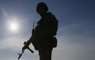 В штабе ООС сообщили о смерти военного