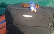 Прикордонники не пустили в Україну пасажира з георгіївською стрічкою