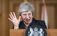 Мэй: План по Brexit – наилучший для Великобритании