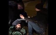 В Киеве возле метро подстрелили парня