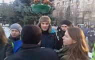 Полиция отпустила помощника Савченко