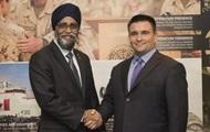 Климкин встретился с министром обороны Канады