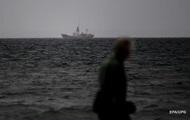 В Азовском море задержали катер украинских рыбаков