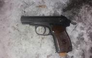 В Киевской области в магазине застрелили вора из его же пистолета