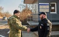 В Донецкой области на блокпосту расстреляли Ладу Калину
