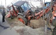 В Лубнах под колесами трактора погиб дорожный рабочий