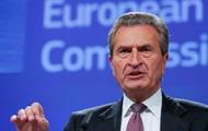 Переговоры по бюджету ЕС на 2019 год провалились