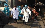 В Китае девять человек погибли в крупном ДТП