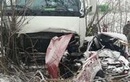 У Полтавській області зіткнулися фура та легковик: двоє загиблих