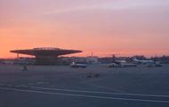 В аэропорту Москвы самолет сбил насмерть человека
