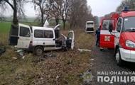 На Львівщині зіткнулися легковик і автобус: є жертва