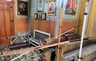 На Закарпатті пограбували церкву