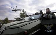 На Донбассе погибли 487 десантников - Порошенко