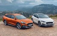 Ford показал вседорожные хэтчбек и универсал Focus