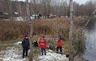 В киевском озере Министерское утопился мужчина