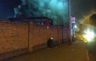На окраине Лондона горели и взрывались автобусы
