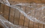 В Колумбии изъяли более тонны кокаина