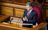 Порошенко едет на заседание Рады - СМИ