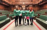 Британские депутаты получили выговор за игру в футбол в парламенте