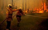 В Австралии тушат масштабные лесные пожары