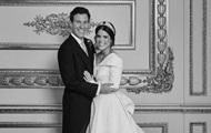 Принцесса Евгения показала фото со свадьбы