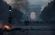 Количество задержанных во Франции достигло 130