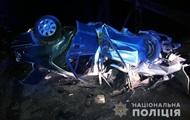 Смертельное ДТП на Закарпатье: авто влетело в бетонную опору