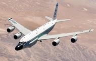 Военный самолет США направился к побережью Крыма