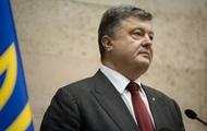 Военное положение не создаст проблем для выборов - Порошенко
