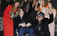 Джонни Депп сыграл на свадьбе