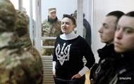 Савченко повезли на операцию