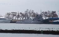 ФСБ показала изъятые у моряков Украины
