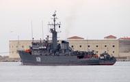 РФ направила боевой корабль в Азовское море - СМИ