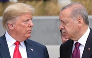 Эрдоган обсудил с Трампом ситуацию на Азовском море