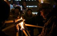 В Киеве пройдет факельное шествие в годовщину разгона Майдана