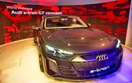 Конкурент Tesla. Audi представила новый электрокар