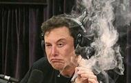Маск пообещал главе NASA не курить публично марихуану