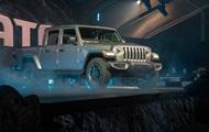 Відбувся дебют потужного пікапа Jeep Gladiator