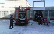 В Черкасской области горела школа: эвакуировали 400 учеников