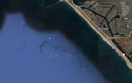 Блогер обнаружил затонувший город