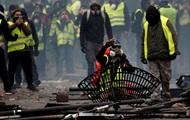Протесты в Париже: есть первые погибшие