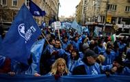 В Болгарии прошли новые массовые протесты автомобилистов
