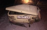 В Харьковской области пьяный мужчина попал в ДТП на угнанном авто