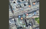 В Сети жалуются на свастику в картах Google