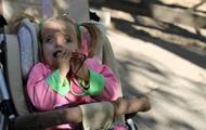 В Днепропетровской области у ребенка с инвалидностью украли коляску
